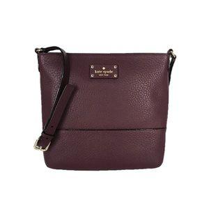 Kate Spade Bay Street Cora Leather Crossbody Bag